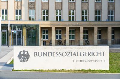 Das Bundessozialgericht urteilt zum Arbeitsweg, Angela Rohde