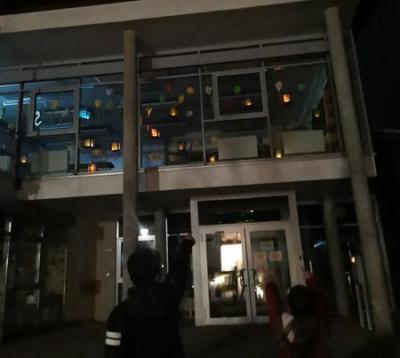 """Bild der Meldung: Aktion """"Laternen im Fenster"""""""