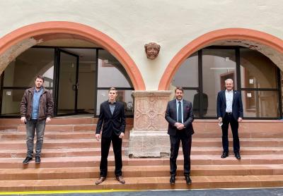 """Bild der Meldung: """"Schloss - e1ns"""" - willkommen im neuen Restaurant im Wächtersbacher Schloss"""