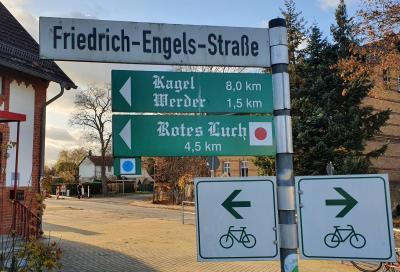 Foto zur Meldung: 200. Geburtstag von Friedrich Engels