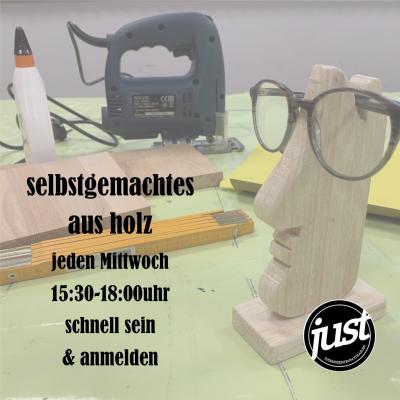 Selbstgemachtes aus Holz
