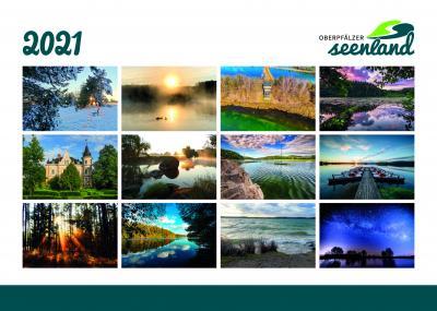 Oberpfälzer Seenland-Kalender 2021