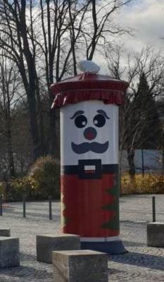 Vorschaubild zur Meldung: Der Nikolaus ist schon da!