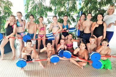 Vorschaubild zur Meldung: Schwimmlehrgang
