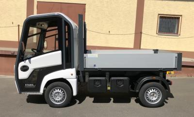 Bild der Meldung: Elektrofahrzeug Addax MTN - jetzt Umweltbonus sichern!