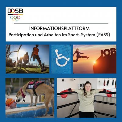 """Foto zur Meldung: Informationsplattform """"Partizipation und Arbeiten im Sport-System"""" (PASS)"""