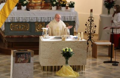 Foto zur Meldung: Pfarrpatrozinium in unserer Kirchengemeinde gefeiert