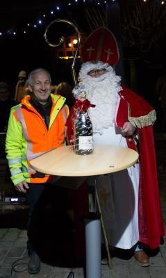 Vorschaubild zur Meldung: Der Nikolaus kommt mit seiner Kutsche!