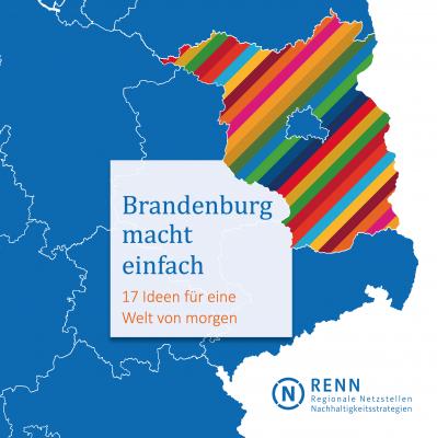 Broschüre: Brandenburg macht einfach