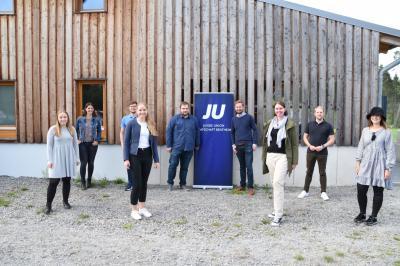 Grafschafter JU startet mit neuem Vorstand ins Kommunalwahljahr 2021 - Klara Horst aus Schüttorf ist die neue Vorsitzende