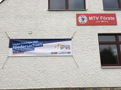 """""""Sterne des Sports"""" in Niedersachsen verliehen"""