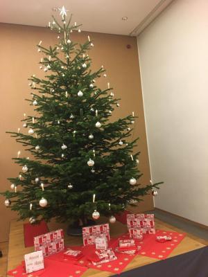 Adventszeit auch am Rathaus