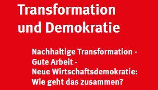 """Vorschaubild zur Meldung: RENN.mitte Online - Veranstaltung: """"Nachhaltige Transformation - Gute Arbeit - Neue Wirtschaftsdemokratie: Wie geht das zusammen?"""" -"""