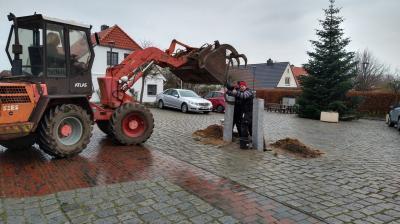 Foto zu Meldung: Unser Dorfplatz