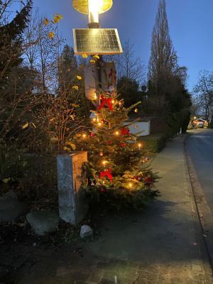 Bild der Meldung: Borgwedel rüstet sich für die Weihnachtszeit