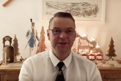 Bild der Meldung: LIVE-Interview von Bürgermeister Ingo Seifert am 30.11.2020
