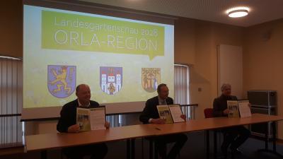 Foto zur Meldung: Bewerbung um die Ausrichtung der 6. Thüringer Landesgartenschau 2028 abgegeben!