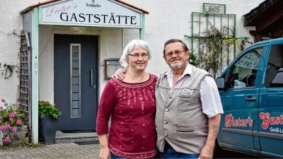 Foto zur Meldung: Groß Laasch - Von der Bierstube zur Gaststätte