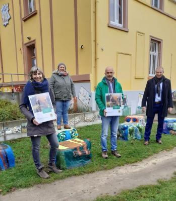 """Foto zur Meldung: """"Treffpunkt Villa"""" gewinnt Klimaschutzpreis von Westenergie"""