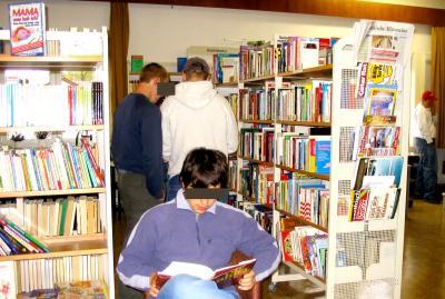 Foto zu Meldung: Bibliotheksschließung: Was ist zu beachten?