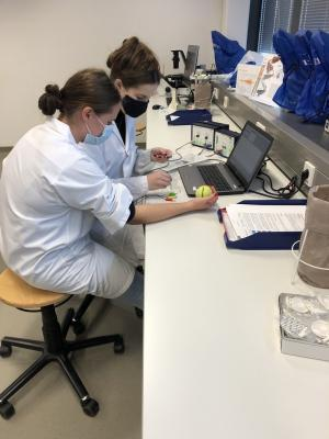 Bild der Meldung: Exkursion zum Gläsernen Labor