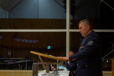 Foto zur Meldung: Führungswechsel in der Feuerwehr Hinterzarten