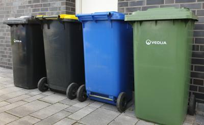 Neue Verteilstellen für Müllabfuhrkalender und Gelbe Säcke (Bild: Samtgemeinde Grasleben)