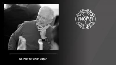 Bild der Meldung: Nachruf des NOFV auf Erwin Bugár