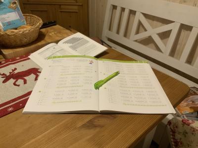 Foto zur Meldung: Hausaufgabehilfe endet für dieses Kalenderjahr am 10.12.2021