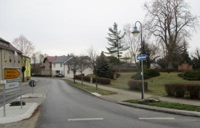Foto zu Meldung: Bahnhofstraße ist Einbahnstraße