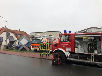 Vorschaubild der Meldung: Einsatz # 18/2020 - FeuMi Oering - Hauptstraße, Halle
