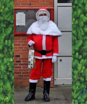 Vorschaubild zur Meldung: Große Freude über den Nikolaus