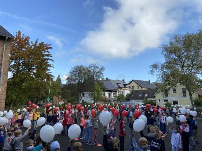 """""""Jugend trainiert"""" - Dudenrothschule gewinnt 1000€"""