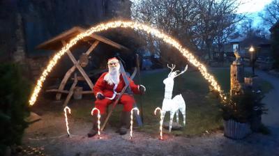 Foto zur Meldung: Geschenke vom Nikolaus