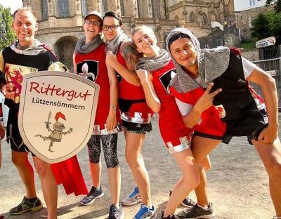Rittergut-Team