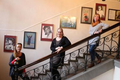 Foto zur Meldung: Neue Ausstellung rückt Tabuthema in den Fokus