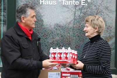 Straßenkinder e.V. - Tante E Haus Leipzig