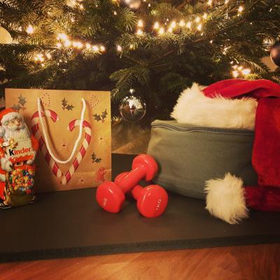 Weihnachts Sport!!