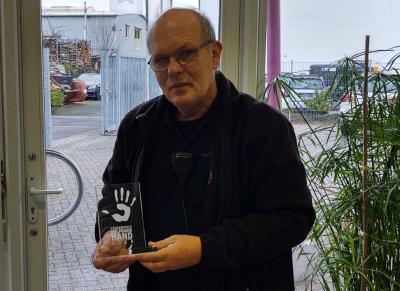Foto zur Meldung: Ehrung des Damsdorfer Unternehmens JOLA Rent durch das Bundesinnenministerium