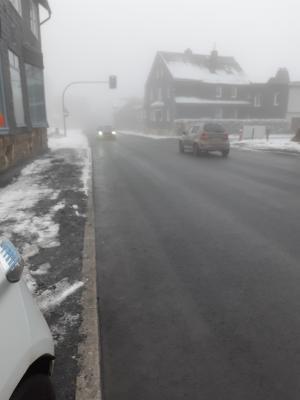 Verkehr in der Sonneberger Straße kann wieder rollen