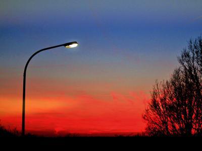 Foto zur Meldung: Teilweiser Ausfall der Straßenbeleuchtung