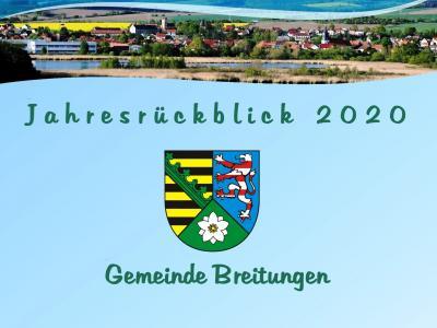 Jahresrückblick 2020 - Gemeinde Breitungen