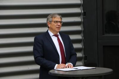 """Vorschaubild der Meldung: """"Ein Faktor der Stabilität"""" Kreishandwerkerschaft ehrt Innungsbeste aus Wiesbaden und dem Rheingau-Taunus-Kreis"""