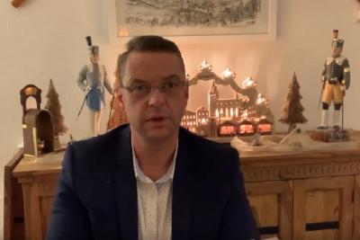Bild der Meldung: LIVE-Interview von Bürgermeister Ingo Seifert am 11.12.2020