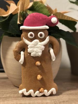 Ein süßer Gruß zum Nikolaus