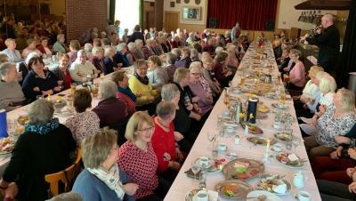 Frauenfrühstück in Artlenburg