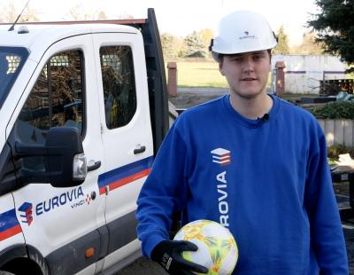 Bild der Meldung: FLB-Nachwuchs aufgepasst - Attraktive Ausbildungsplätze bei EUROVIA