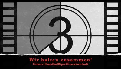 TV Hude TV: Unsere Handballer von der HSG Hude/Falkenburg halten auch in Pandemie-Zeiten zusammen