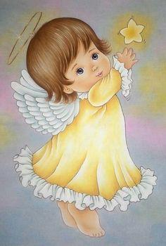 Kontakt mit einem Engel