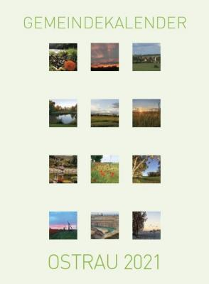 Foto zur Meldung: Gemeindekalender Ostrau 2021 - Jetzt kaufen